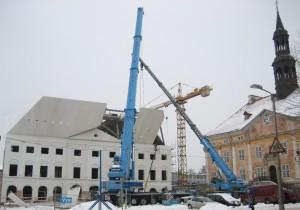 Tallinnan toimipiste avattu