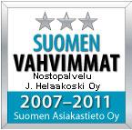 Suomen vahvimmat yritykset ryhmässä jo viidennen kerran